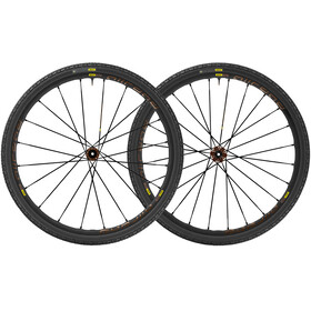 Mavic Allroad Pro UST Disc CL 12mm Shimano/SRAM M-35 nero